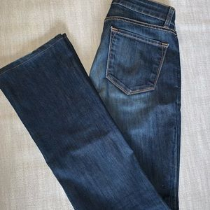 J Brand Mid Waist Straight Leg- size 29